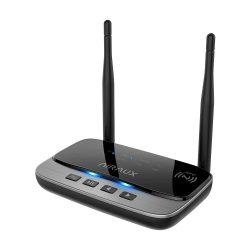 BlitzWolf® AIRAUX AA-BT3 Bluetooth V5.0 apt HD Music Receiver Transmitter 3.5mm AUX SPDIF RCA Audio 2 in 1 Adapter