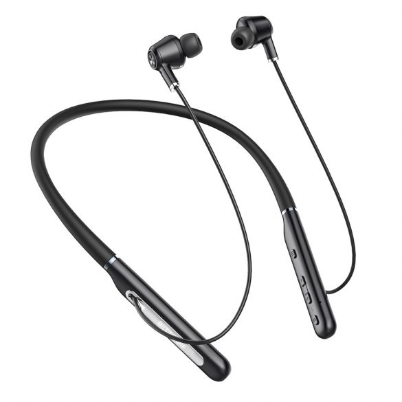 BlitzWolf® BW-ANC2 Neck Hanging Headset with Active Noise Reduction, Neck Hanging, Long Working Time, bluetooth V5.0