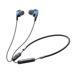 BlitzWolf-BW-BTS4 Sport Bluetooth Magnetic Earphone with Mic IPX5