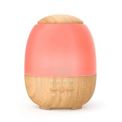 BlitzWolf®BW-FUN3 Smart Aroma Diffuser - APP Control, Colorful Light, Voice Control