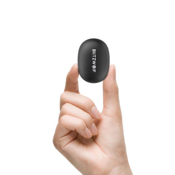 BlitzWolf BW-FYE5S bluetooth V5.0 Mini TWS Earbuds with Pocket-size, Stylish, Comfortable Wearing, HiFi Sound Effect and IPX5 Waterproof