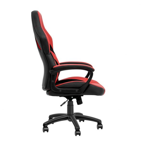 BlitzWolf® BW-GC3 Gaming Chair Racing Style with Streamlined Design, Adjustable Height, Widened Seat, PU + Mesh Material and High Breathability