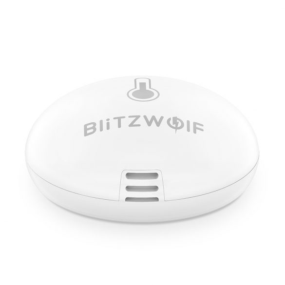BlitzWolf® BW-IS8 Smart, ZigBee temperature and humidity sensor