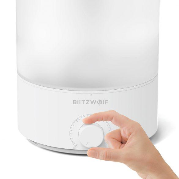 BlitzWolf®BW-SH2 Smart Aroma Diffuser 4L capacity - APP Control, Colorful Light, Voice Control