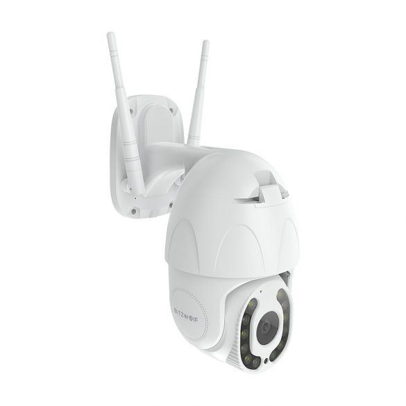 Blitzwolf® BW-SHC3 outdoor WiFi Smart IP security camera: 1080P, night vision, motion detection, IP64