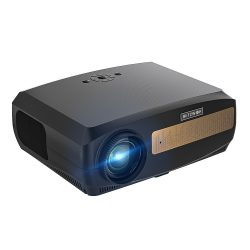 BlitzWolf® BW-VP9 Home Projector - Android Operating System, 1080P, 6500 Lumens, 2000: 1 Contrast