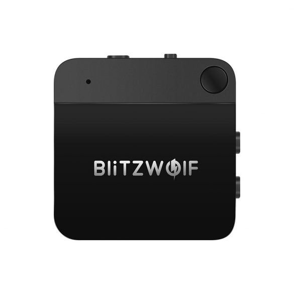 BlitzWolf® BW-BR2 Bluetooth V4.1 aptX Music Receiver and Transmitter 3.5mm AUX Audio Adapter