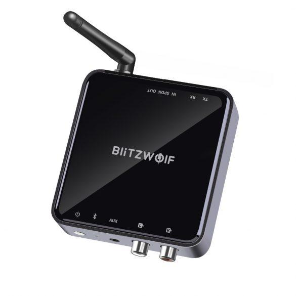 BlitzWolf® BW-BR4 Bluetooth V5 0 aptX HD Music Receiver