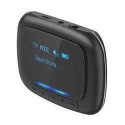 BlitzWolf® BW-BR6 Bluetooth V5.0 (aptX Low Latencyfor Bluetooth®) Music Receiver Transmitter 3.5mm AUX SPDIF RCA Audio 2 in 1 Adapter