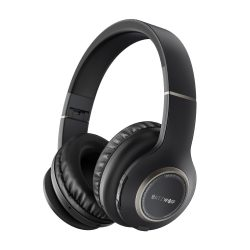 Wireless Over-Ear Headset - BlitzWolf® BW-HP1 Wireless Over-Ear Headset Dual Channel Stereo System Multipoint Connection