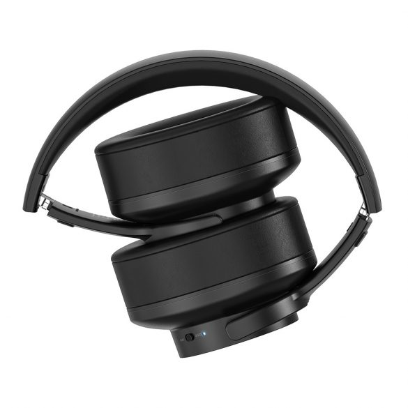 BlitzWolf® BW-HP2 Wireless Over-Ear Headset Dual Channel Stereo System Multipoint Connection