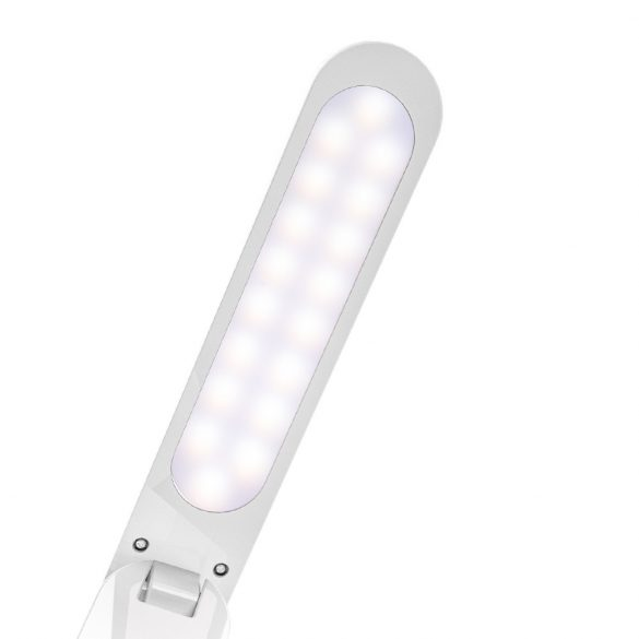 Desk Lamp with RGB Light Base BlitzWolf® BW-LT16 LED Stepless Dimming, Automatic Color Switch, Flicker-free Lighting, Touch Control