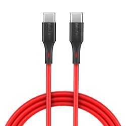 0.9 meter long USB Type-C to USB Type-C cable 3A -BlitzWolf® BW-TC17
