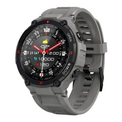 """Blitzwolf® BW-AT2 (Grey) Sport Smart Watch - 10-15 days battery time, 1.3"""" IPS display, countless built-in features"""