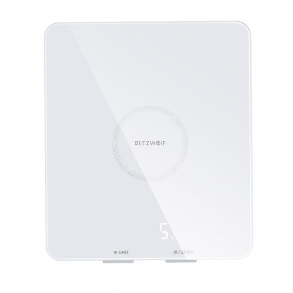 BlitzWolf® BW-SC4 - Kitchen scale digital, max 5kg, accuracy to 1g