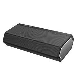 BlitzWolf® BW-AS2 40W Double Driver Wireless Bluetooth Speaker with 30W strengthened and upward bass, professional 2*5W Mid-Treble