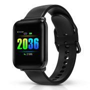 BlitzWolf® BW-HL1 1.3' IPS 8 Sports Mode IP68 Multi-language Display HR Blood Pressure O2 15Days Standby Smart Watch