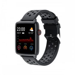 """BlitzWolf®BW-HL1 Pro Smart Watch with 1.54"""" Full Touch, Dual Menus, 20-Day Standby, IP68 Waterproof, Health Monitor and Sports Tracking"""