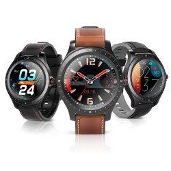 BlitzWolf® BW-HL2 1.3' IPS 8 Sports Mode IP68 Multi-language Display HR Blood Pressure O2 15Days Standby Smart Watch