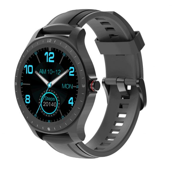 BlitzWolf® BW-HL2 1.3' IPS 8 Sports Mode IP68 Multi-language Display HR Blood Pressure O2 15Days Standby Smart Watch