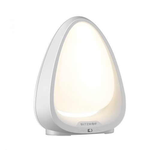 LED Color Night Light Touch Lamp - BlitzWolf® BW-LT9 Color Night Light Touch Lamp 4000K Color Temperature 240° Lighting Angle Smart Light Mode