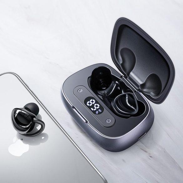 JOYROOM JR T10 black - Charging box Hi-Fi Bluetooth TWS earphones, Airoha chip, aluminum housing, large battery capacity