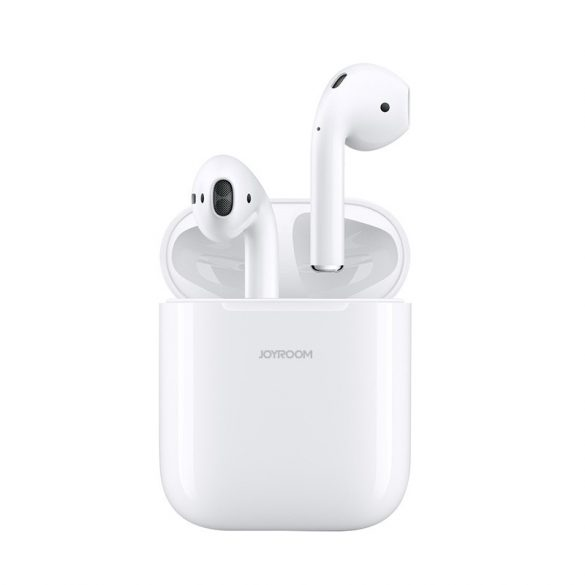 JOYROOM T03S TWS - QI (wireless) charging supported, bluetooth 5.0 earphones, white