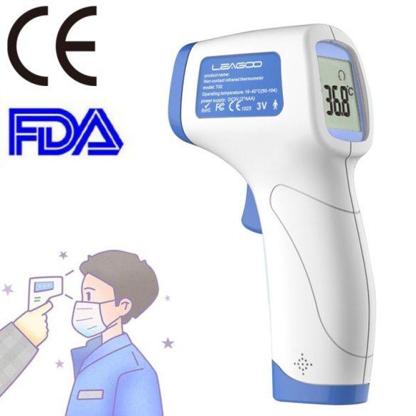 Leagoo T02 Non-ContactForehead Body Infrared Thermometer