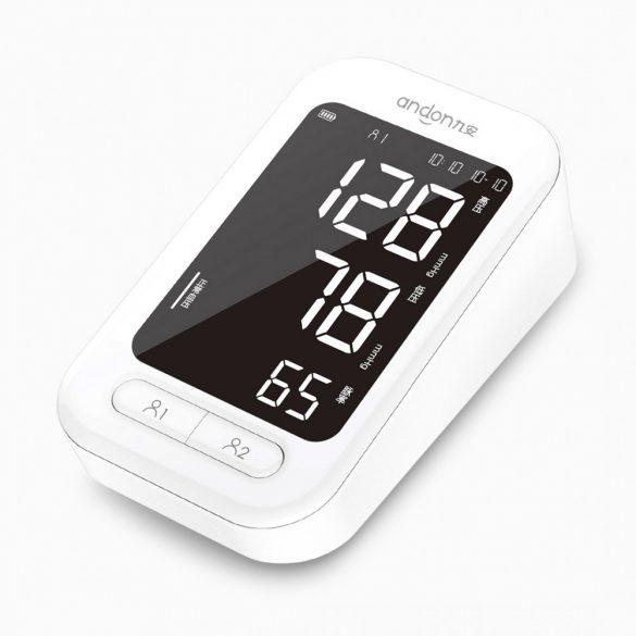 Xiaomi Youpin Andon 5907 - automatic digital sphygmomanometer, heart rate monitor pulse oximeter, tonometry, sphygmomanometer