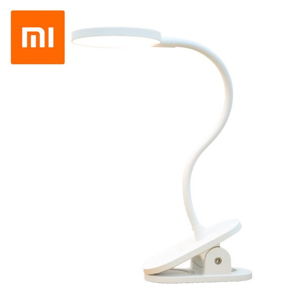 Clip-on Flexible Lamp Xiaomi Yeelight J1 Pro Clamp, 3 Brightness Levels, 3900K Color Temperature, Eye Protection, Touch Button, Free Angle