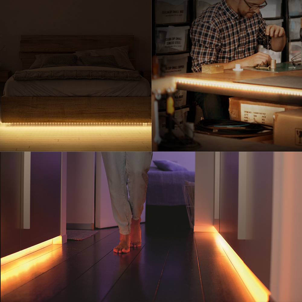 Okos LED világítás