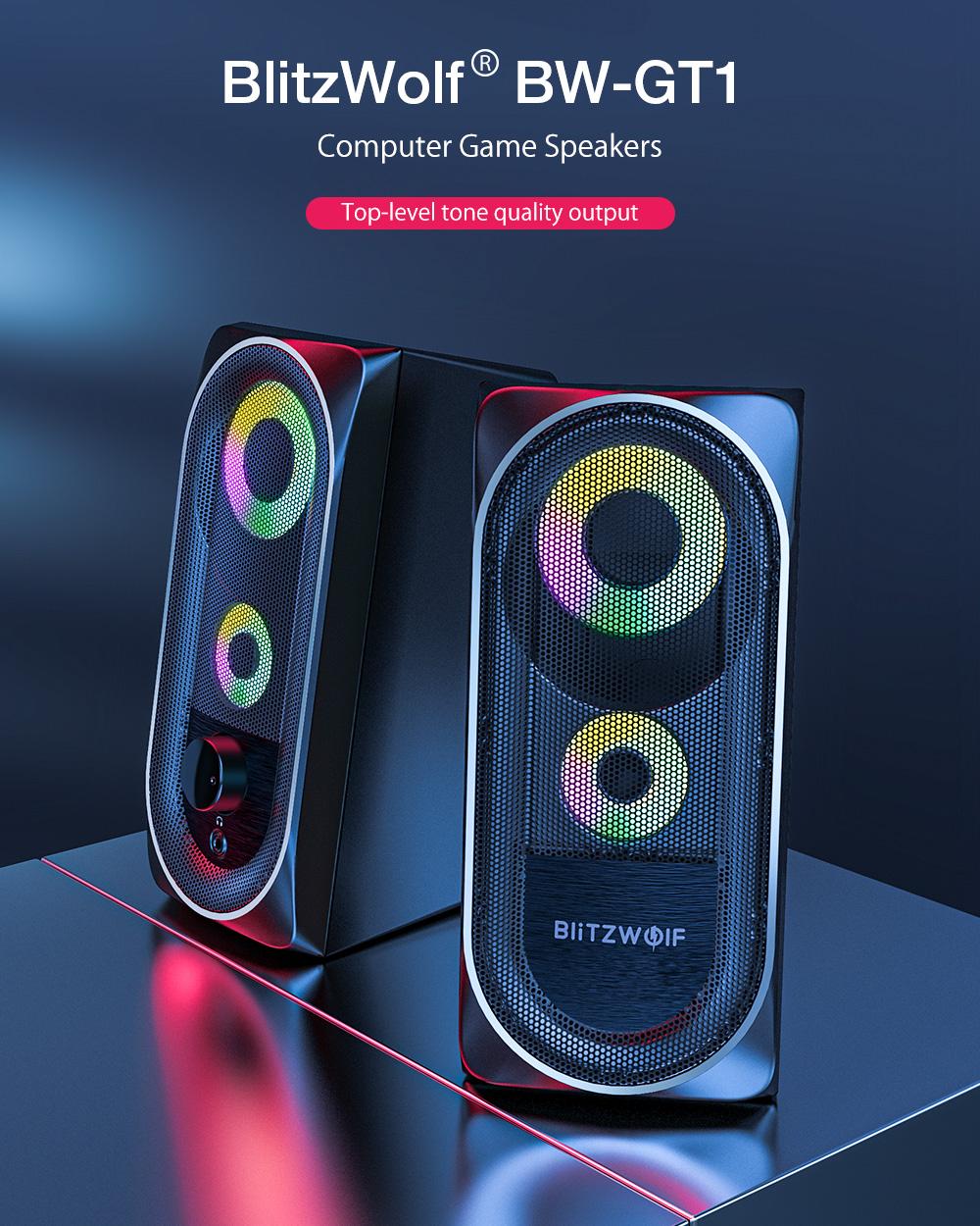 Blitzwolf BW-GT1 számítógép hangszóró