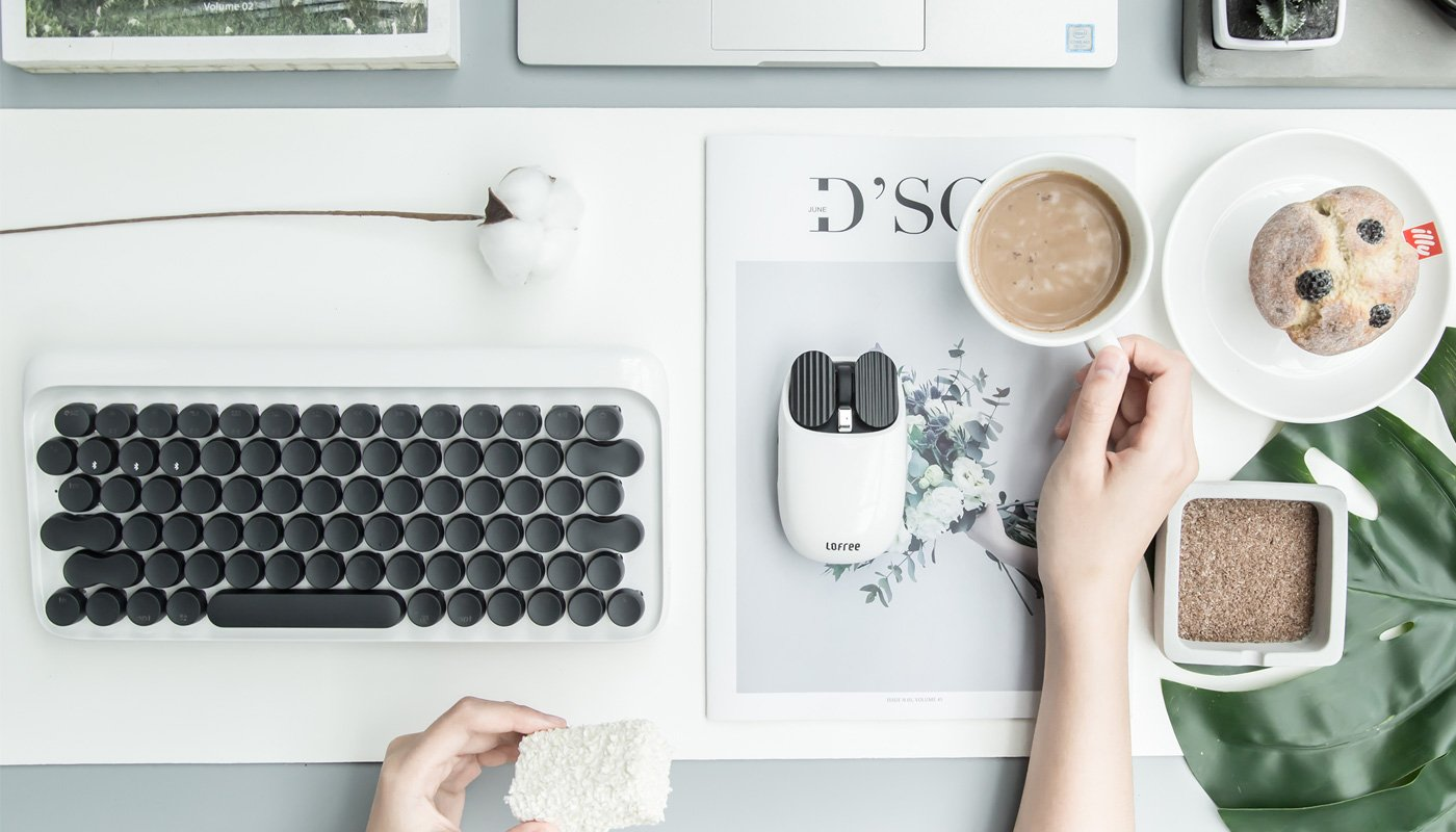 Lofree EH112S Mechanical keyboard