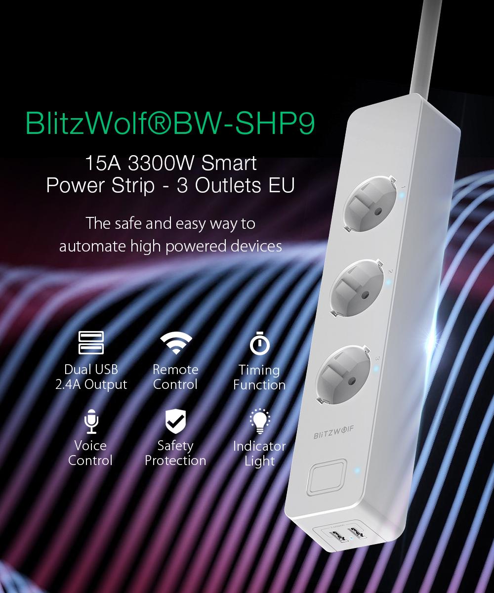 BlitzWolf BW-SHP9